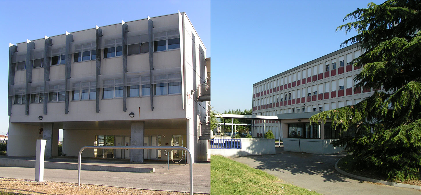 Deux sites géographiques : Briffaut et Rabelais